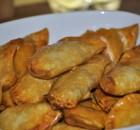 Empanadillas de pollo y manzana