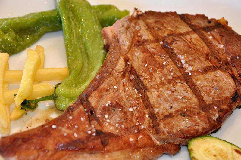 Chuleton de ternera gallega receta facil for Cocinar solomillo de ternera