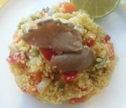 Cous cous vegetal al curry