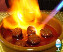 Chorizo al infierno